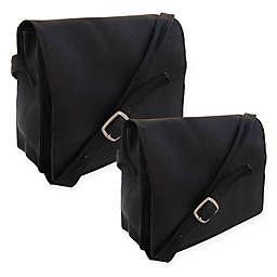 Piel® Leather Handbag with Organizer
