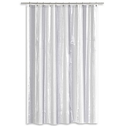 SALT Heavy Gauge PEVA Shower Curtain Liner