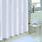 SALT PEVA 72-Inch x 70-Inch Shower Curtain Liner in White