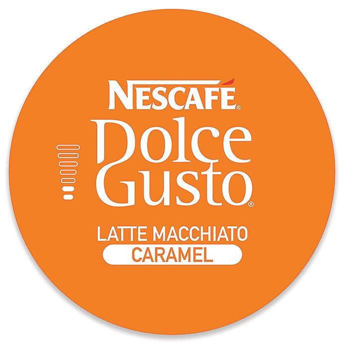 how to make a latte macchiato dolce gusto