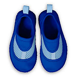 i play.® by green sprouts® Size 9 No-Slip Swim Shoe in Royal Blue
