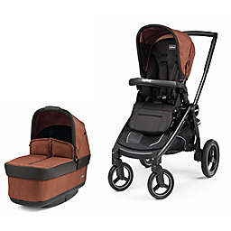 Peg-Perego Team Stroller in Terra Cotta