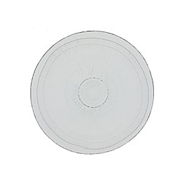 French Home Birch Salad Plates in Clear (Set of 4)