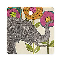 Deny Designs Valentina Ramos Aaron Square Cutting Board