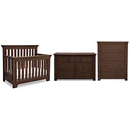 Serta® Langley Nursery Furniture Collection in Rustic Oak