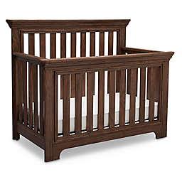 Serta® Langley 4-in-1 Convertible Crib in Rustic Oak