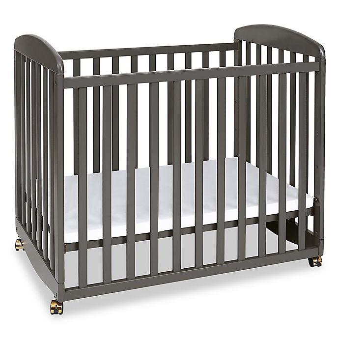 Alternate image 1 for DaVinci Alpha Mini Rocking Crib