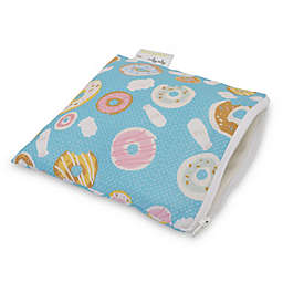 Itzy Ritzy® Snack Happens™ Reusable Snack & Everything Bag in Donuts