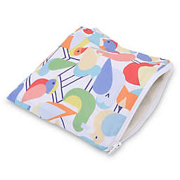 Itzy Ritzy® Snack Happens™ Reusable Snack & Everything Bag in Robin Hood