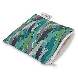 Itzy Ritzy® Snack Happens™ Reusable Snack & Everything Bag in Later Gator