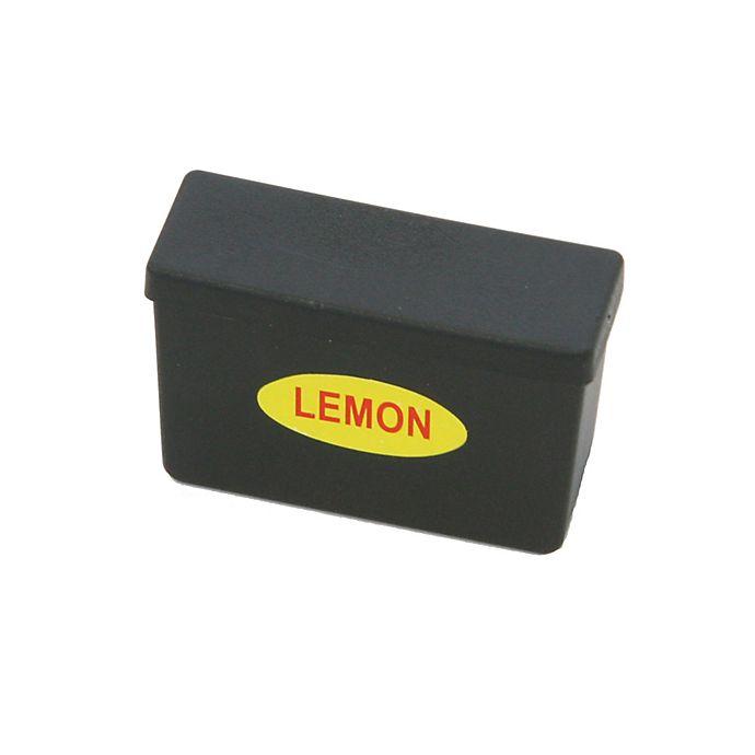 Alternate image 1 for halo™ Lemon Scented Air Fresheners in Black (Set of 3)