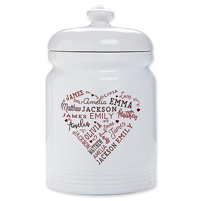 Alternate image 1 for Close To Her Heart Cookie Jar