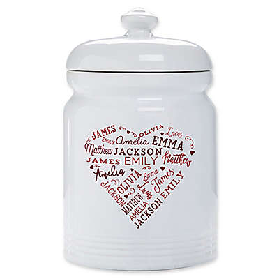 Close To Her Heart Cookie Jar