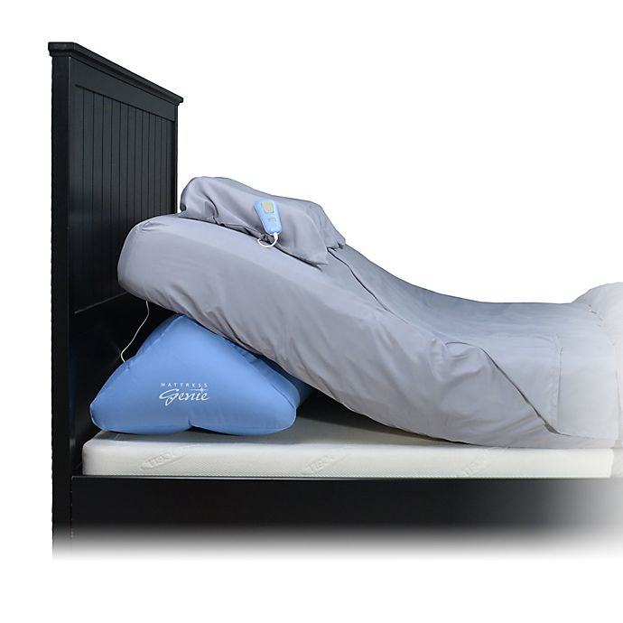 Alternate image 1 for Contour® Mattress Genie® Adjustable Full Bed Wedge