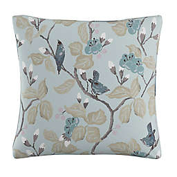 Skyline Furniture Throw Pillow in Chinois Blue
