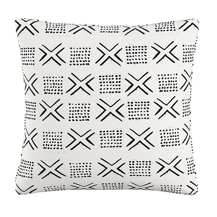 Alternate image 1 for Skyline Furniture Remmy Throw Pillow in Cream