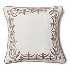 Amity Home Ruffina Throw Pillow in Ivory