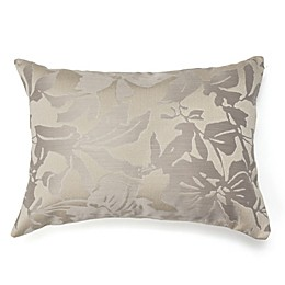 Amity Home Glory Musse Oblong Throw Pillow in Metal