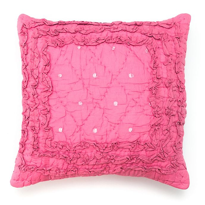 Alternate image 1 for Amity Home Rosette Throw Pillow in Multi