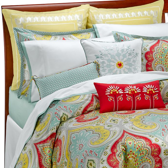 Echo Design Jaipur Duvet Cover Bed Bath Beyond