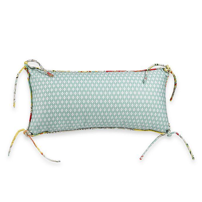 Echo Design Jaipur Diamond Oblong Throw Pillow Bed Bath Beyond