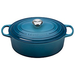 Le Creuset® Signature 6.75 qt. Oval Dutch Oven