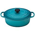 Le Creuset® Signature 2.75 qt. Oval Dutch Oven in Caribbean