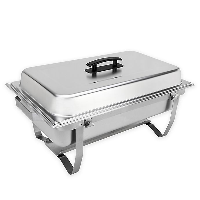 Alternate image 1 for Sterno® 23.5-Inch Buffet Chafer Set
