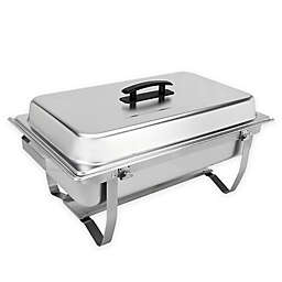 Sterno®Stainless Steel 23.5-Inch Buffet Chafer Set