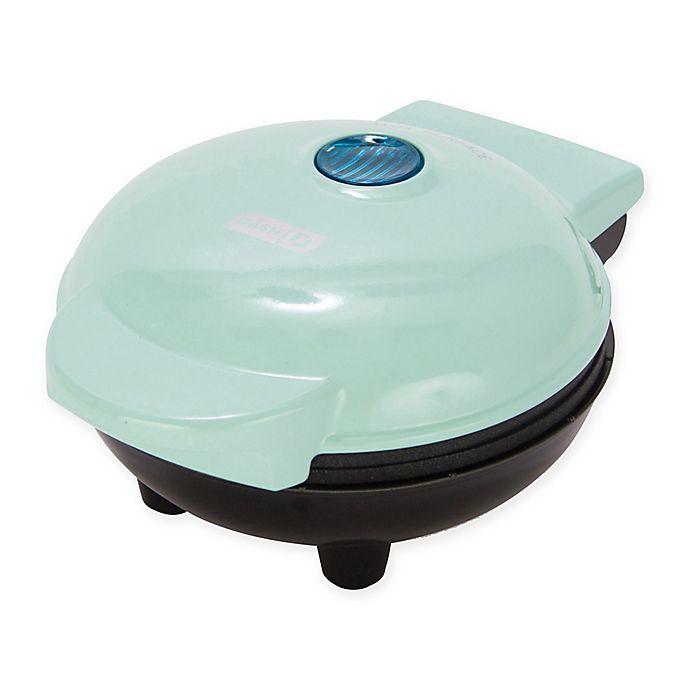Alternate image 1 for DASH™ Mini Grill in Aqua