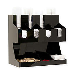 Mind Reader Fancy Jumbo Condiment Organizer
