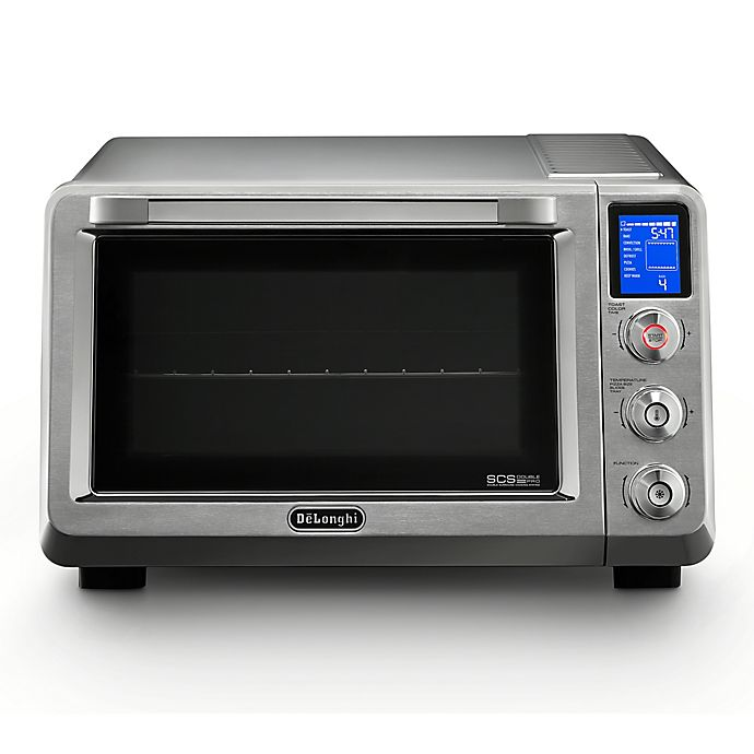 Alternate image 1 for De'Longhi Livenza Convection Toaster Oven in Stainless Steel