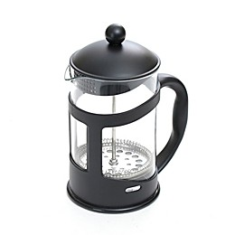 Mind Reader 27 oz. Standard French Press in Black