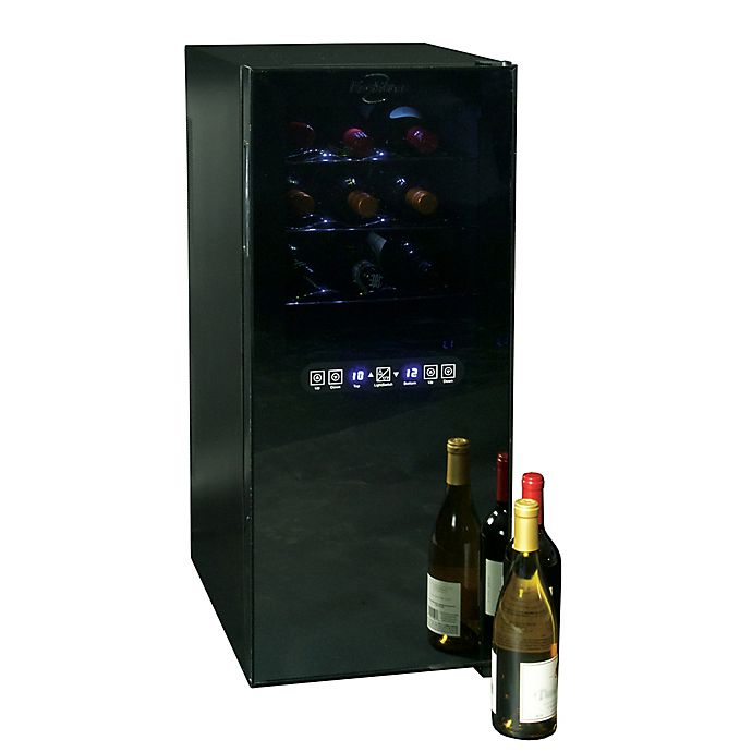 Alternate image 1 for Koolatron™ 24-Bottle Dual Zone Wine Cellar