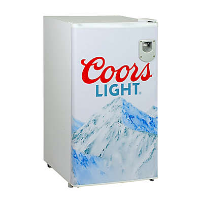 Koolatron™ Coors Light® 90-Liter Compressor Fridge in White