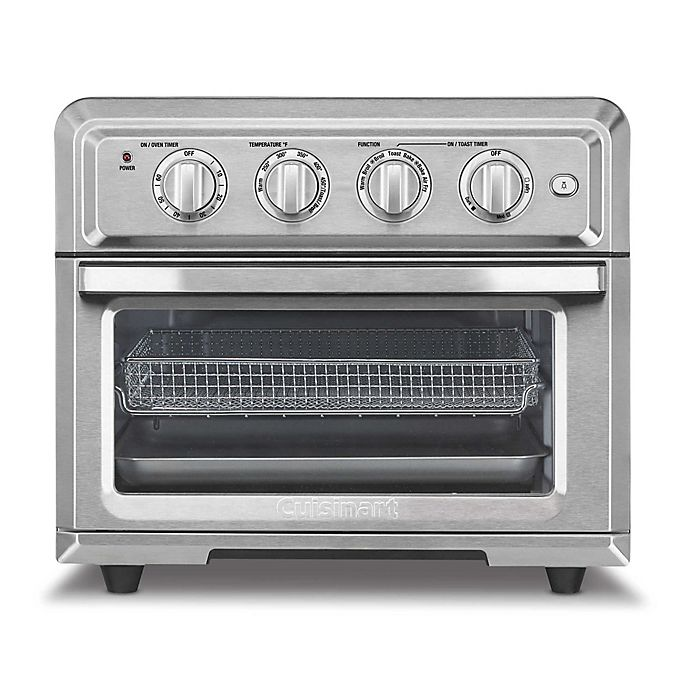 Alternate image 1 for Cuisinart® Air Fryer Toaster Oven in Stainless Steel