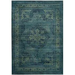 Safavieh Vintage Eloquence 8-Foot x 11-Foot 3-Inch Area Rug in Blue