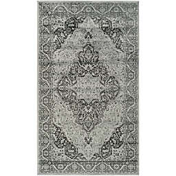 Safavieh Vintage Kiana 2-Foot x 3-Foot Accent Rug in Light Blue