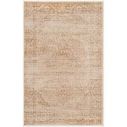 Safavieh Vintage Kiana 2-Foot 7-Inch x 4-Foot Accent Rug in Stone