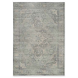 Safavieh Vintage Kiana 5-Foot 3-Inch x 7-Foot 6-Inch Area Rug in Silver