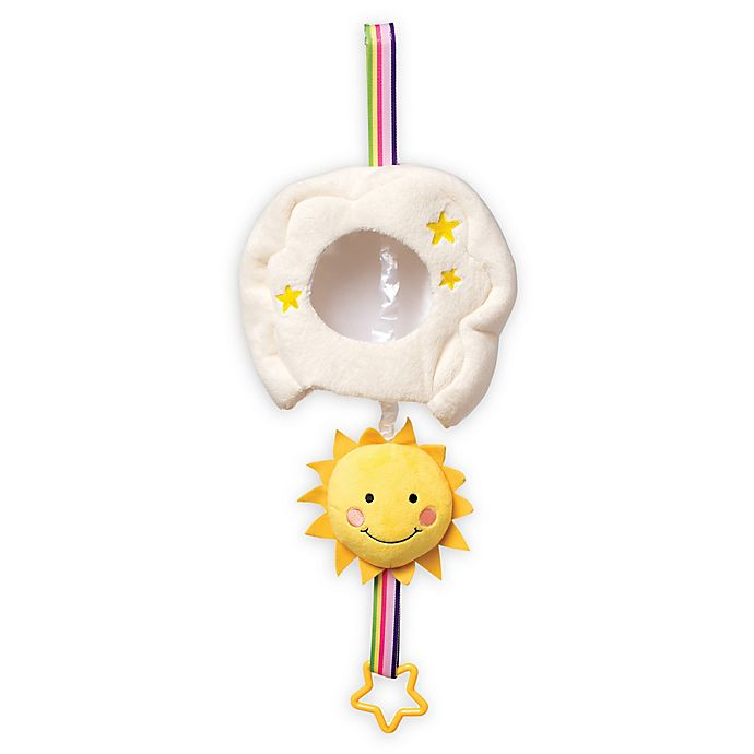 Alternate image 1 for Manhattan Toy® Lullaby Sun Musical Pull Toy