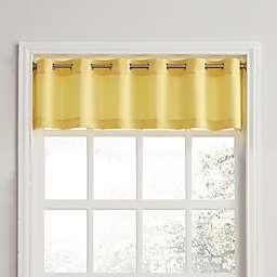 Yellow Kitchen Bath Curtains   Bed Bath & Beyond