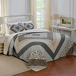 Nostalgia Home™ Patrice Bedspread in Brown