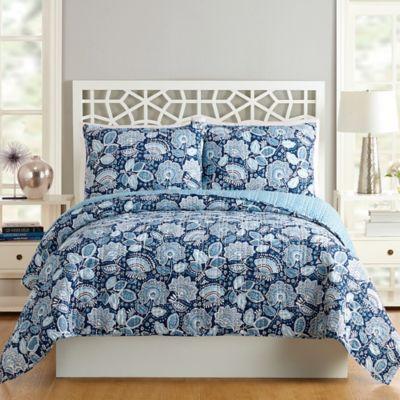 Vera Bradley 174 Traveler Floral Quilt Bed Bath Amp Beyond