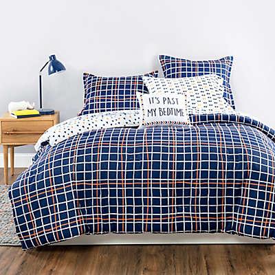 Casa & Co. Mason Reversible Comforter Set