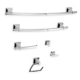 Umbra® Zen Bath Hardware in Nickel
