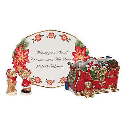 Fitz and Floyd® White House Christmas Serveware Collection