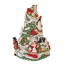 Fitz and Floyd® Twelve Days of Christmas Musical Figurine