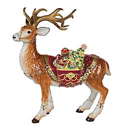 Fitz and Floyd® Renaissance Holiday Deer Figurine