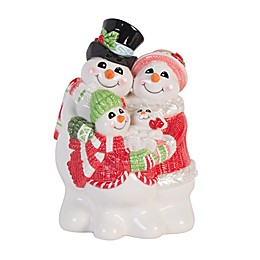 Fitz and Floyd® Flurry Folk Christmas Musical Figurine